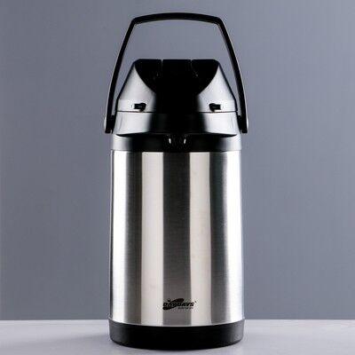 "Кофейник термос ""Гейзер"", 3.5 л, 22x18x36 см"