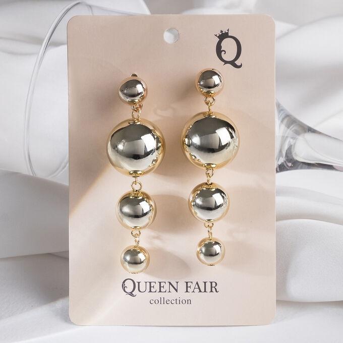 Queen fair бижутерия cream slime клубника