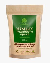 Жмых ядра кедрового ореха / 200 г