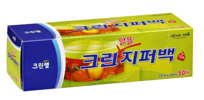 Зип пакеты 25*30 Clean Wrap (50 шт.)