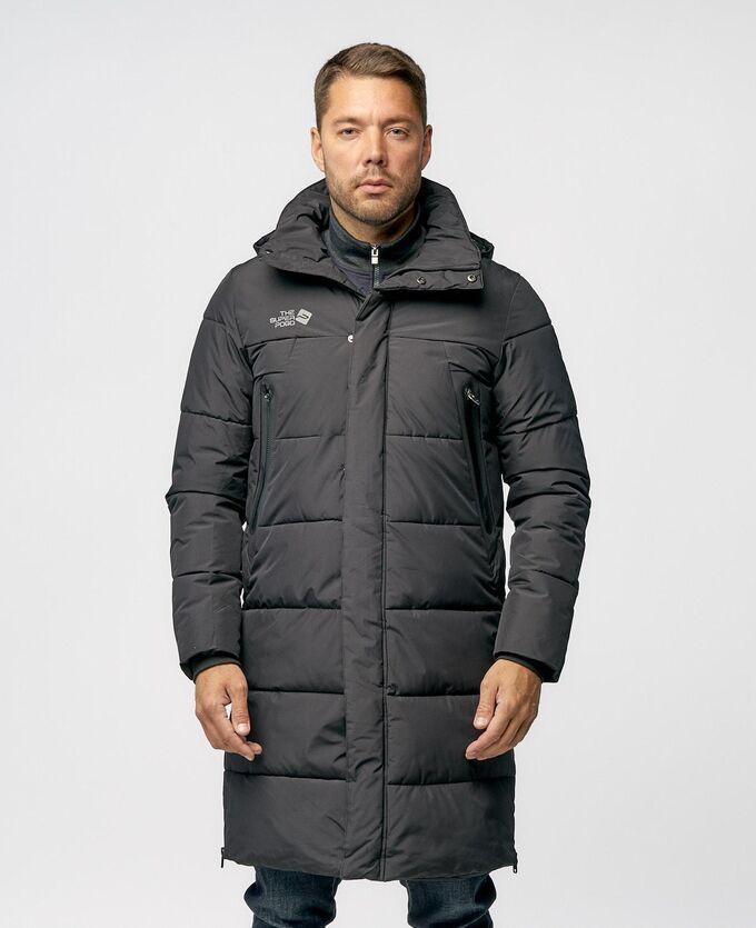 . Серый; Темно-серый; Черный; Темно-зеленый;     POO 9379 Стильная, комфортная куртка, изготовлена из качественной ветрозащитной ткани с водоотталкивающим покрытием. Двухсторонняя основная молния (во