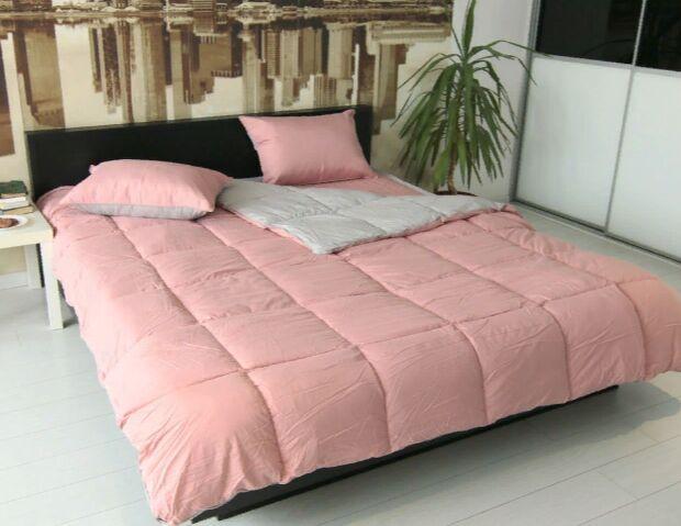 Комплект постельного белья GOCHU Solido set S розовый