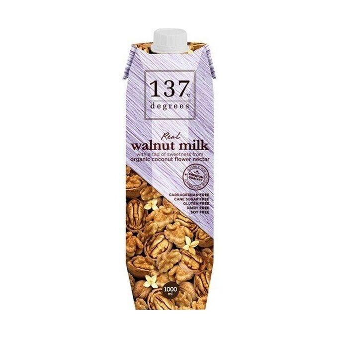 Молоко из грецкого ореха, 137 Degrees, 1л