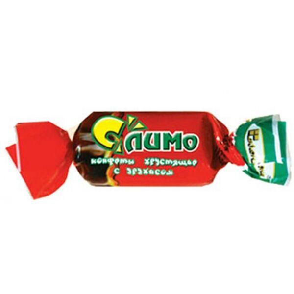 Конфеты Слимо с хрустящий арахис
