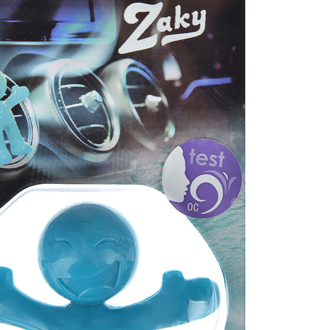 NEW GALAXY Ароматизатор гелевый Zaky, бабл гам, свежесть океана, новая машина, летний бриз