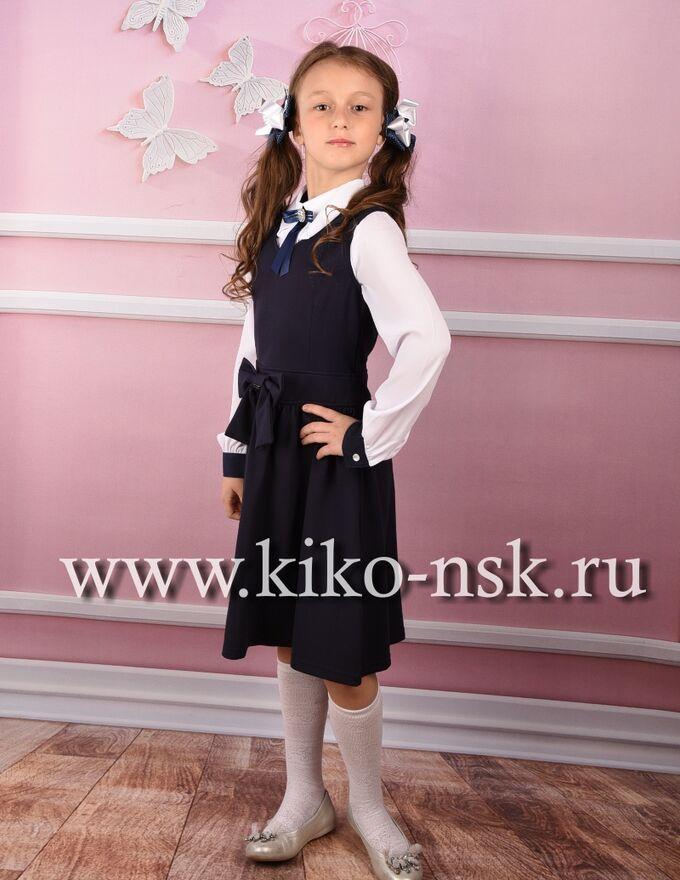 701425 Сарафан школьный Moda Lora