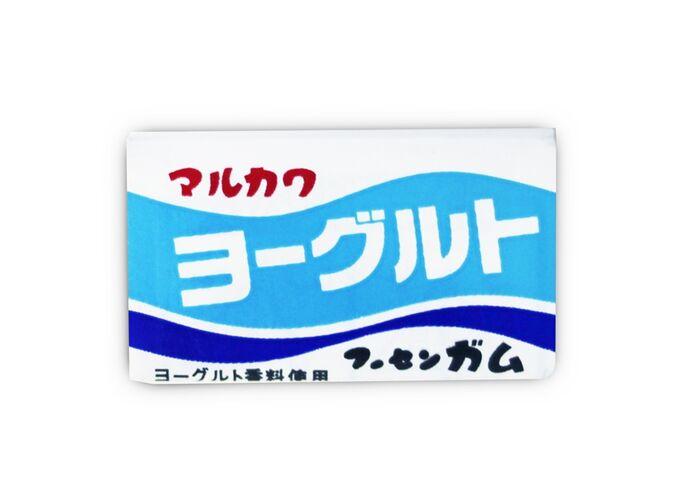 MARUKAWA жевательная резинка со вкусом йогурта 5,5 г.