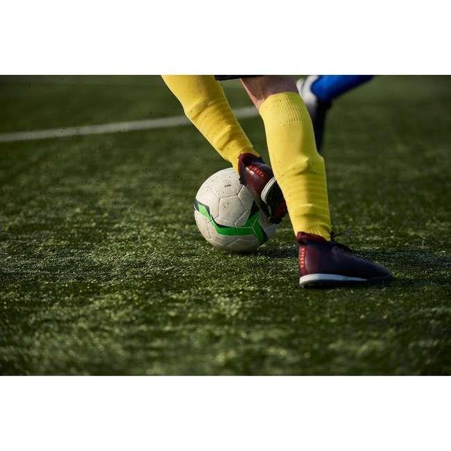 Бутсы футбольные для игры на твердых покрытиях взрослые Agility 900 MID HG KIPSTA