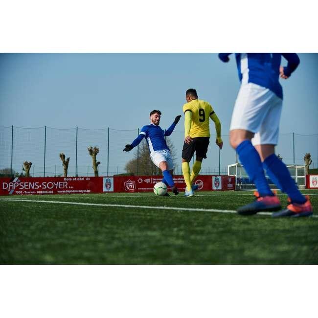 Бутсы футбольные для игры на твердых покрытиях взрослые Agility 500 HG KIPSTA