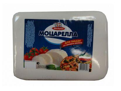 Сыр Моцарелла 45% Милково 1кг
