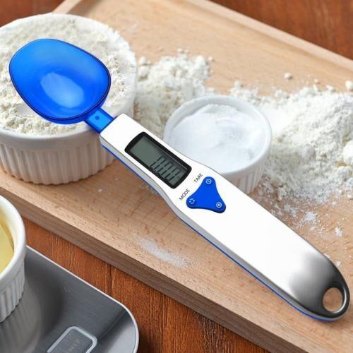 Электронная ложка-весы