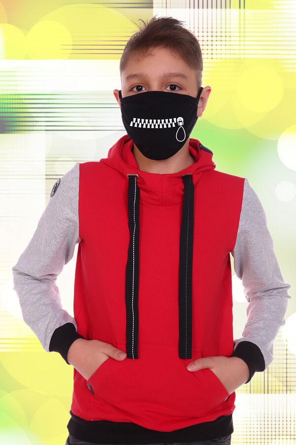 Санитарно-гигиеническая маска немедицинского назначения Молния (подростковая)