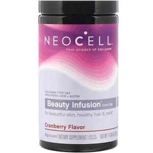 Neocell, Beauty Infusion, освежающий коллагеновый коктейль  330 г.
