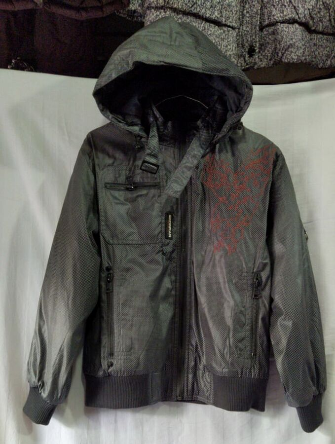Куртка с капюшоном Пекин