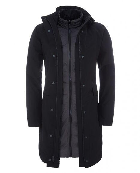 Куртка The North Face W SUZANNE TRI JKT TNF BLACK