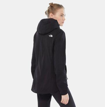Куртка The North Face W HIKESTELLER SL HD TNF BLACK