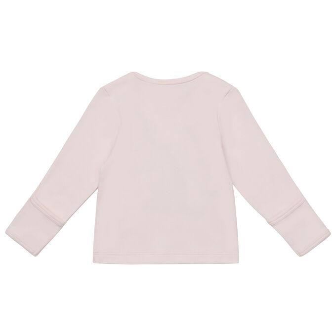 Кофточка для девочки, св.розовый