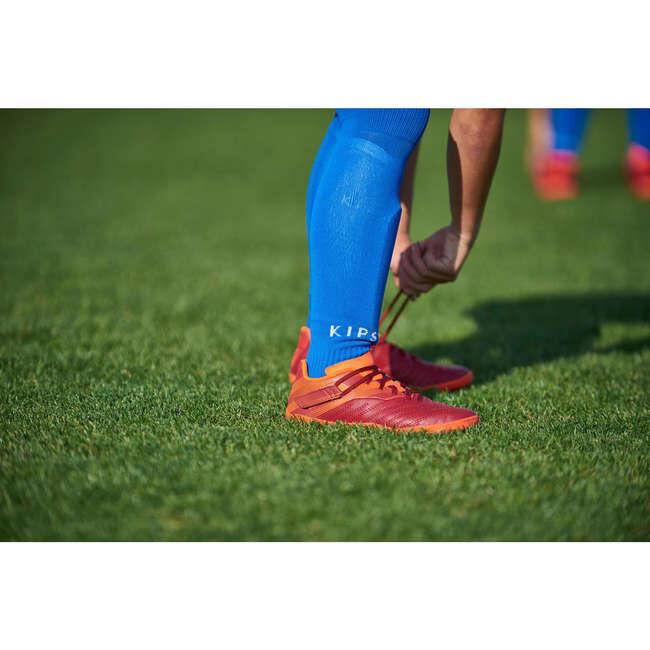 Бутсы футбольные детские на липучке
