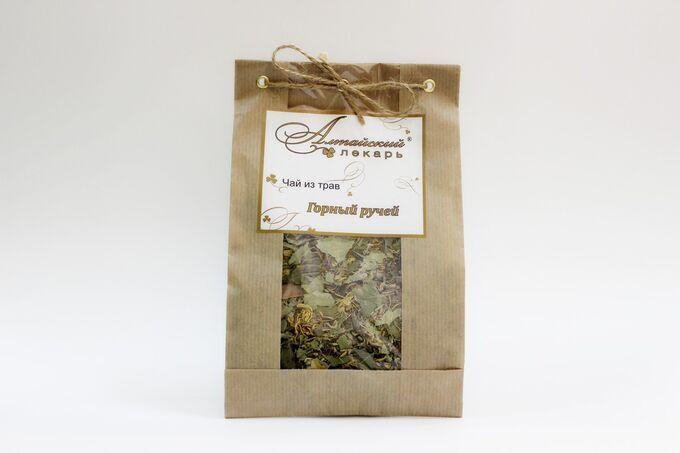 Чай из трав «Горный ручей» (мочегонный, для почек и мочевыводящих путей)