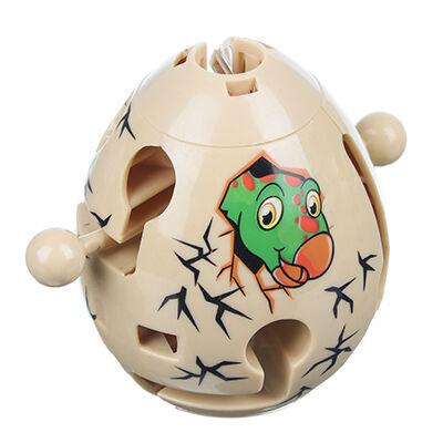"""ИГРОЛЕНД Головоломка """"Умное Яйцо"""", пластик, 5х6,5см, 3-6 дизайнов"""
