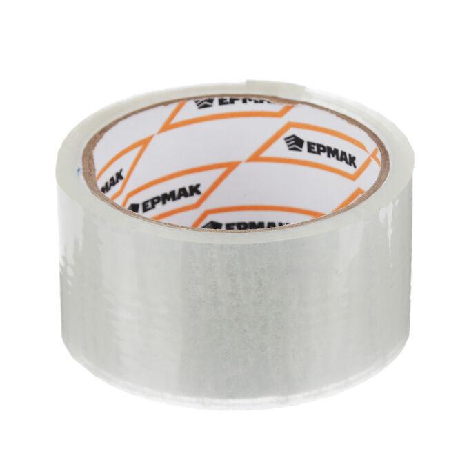 ЕРМАК Клейкая лента прозрачная 48мм x 40м