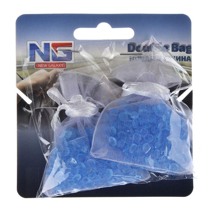 NEW GALAXY Ароматизатор воздуха пакетики Double Bag, Новая Машина