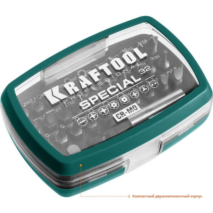 Набор специальных бит SPECIAL-32
