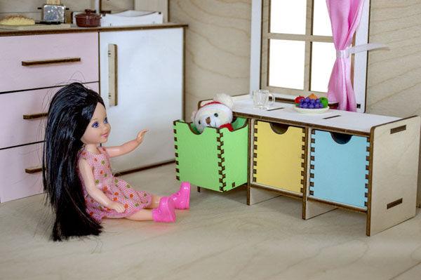 Домик Барби №10 - 78 см
