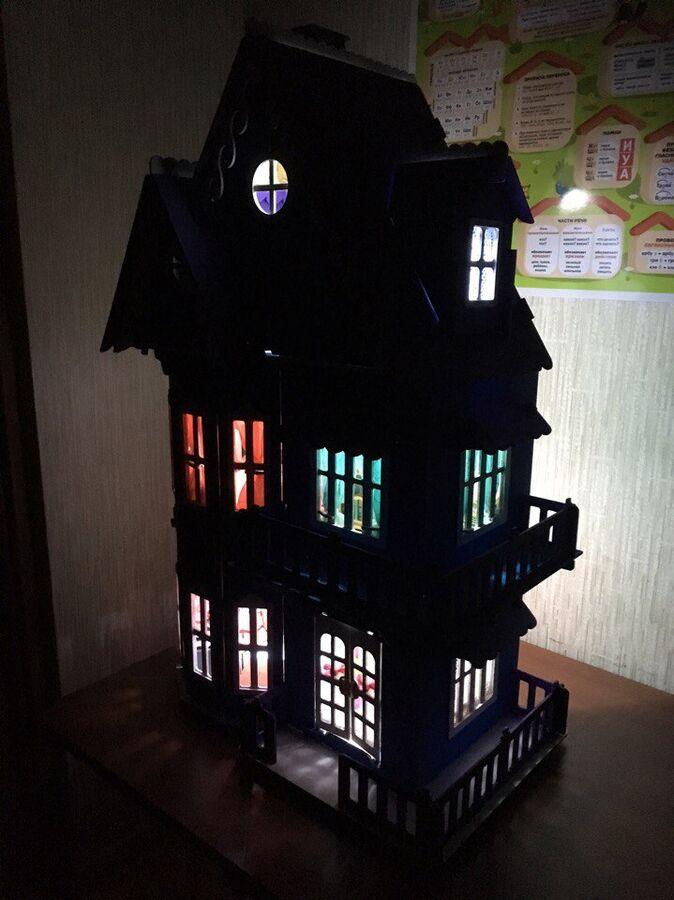 Подсветка для домика 2 шт