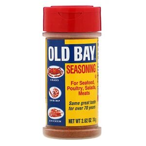 Old Bay, Seasoning, 2.62 oz (74 g)