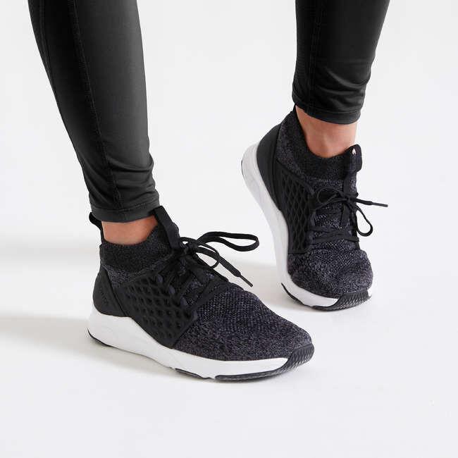 Кроссовки для фитнеса женские черные