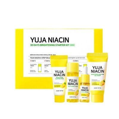 Some By Mi Yuja Niacin 30 Days Brightening Starter Kit - Набор для осветления кожи на основе экстракта Юдзу