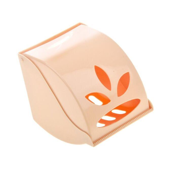 Держатель для туалетной бумаги «Фантазия», цвет МИКС