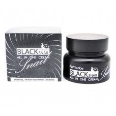 Farm Stay Black Snail All in One Cream - Крем на основе экстракта чёрной улитки 100мл