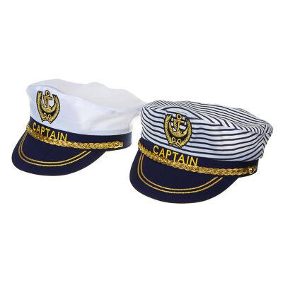 Кепка мужская капитанская, р-р 58, полиэстер, пластик, 2 дизайна, 2 цвета, ШЛ20-32 ✅