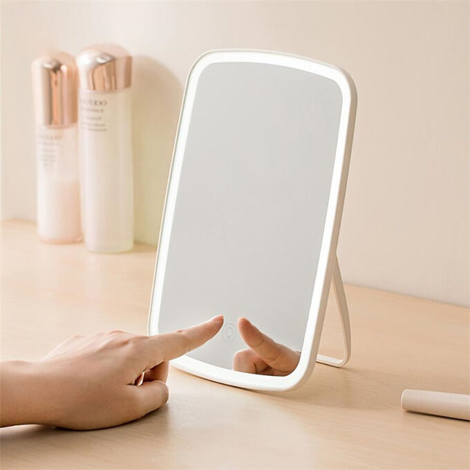 Зеркало для макияжа Jordan Judy LED Makeup Mirror (NV026)