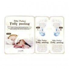 Calmia Silky Perfect Foot Peeling 40ml - Пилинг для ног 40мл