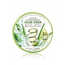 May Island Aloe Vera Purity 100% Soothing Gel - Многофункциональный увлажняющий гель с соком алоэ вера 300мл