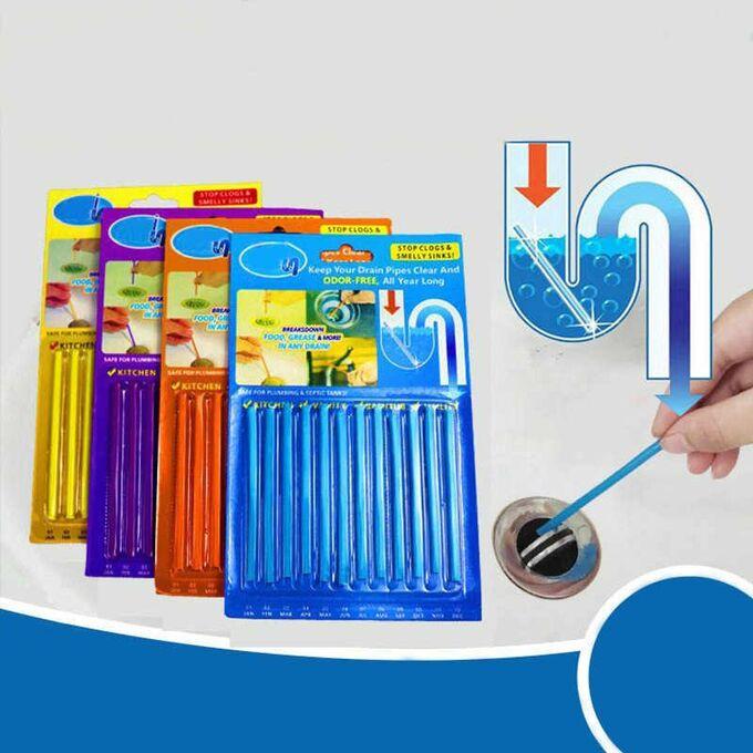 Палочки для очистки водосточных труб