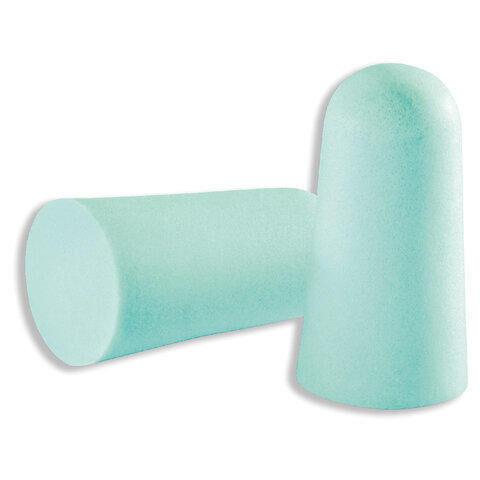 Беруши (противошумные вкладыши) UVEX Ван-фит, без шнурка, одноразовые, 1 пара в индивидуальной упаковке, 2112045