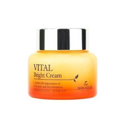 The Skin House Vital Bright Cream - Витаминизирующий осветляющий крем 50мл