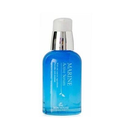The Skin House Marine Active Serum - Увлажняющая сыворотка для лица с экстрактами морских водорослей 50мл