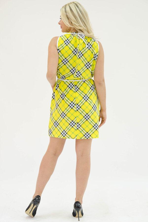 Платье Avalina Цвет Жёлтый.