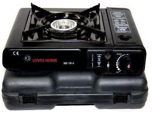 Походная газовая плита Loves Home