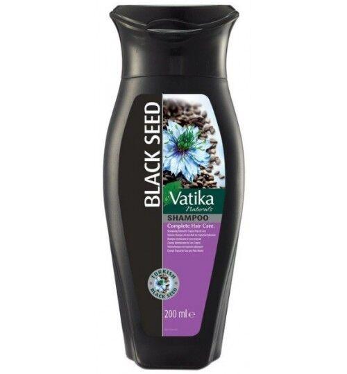 Шампунь для волос DABUR VATIKA Naturals (Black Seed) - С маслом черного тмина 200мл