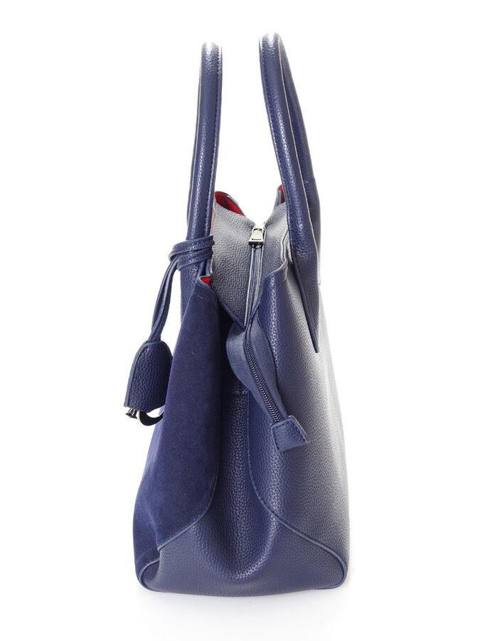 Сумка Страна производитель: Китай Цвет: Синий Стиль: Casual Размер: Средний Плечевой ремень: Да Ручки: Две Жесткость: Средней жесткости Подкладка: Да Тип застежки: Молния Тип сумки: Наплечная/Седельна