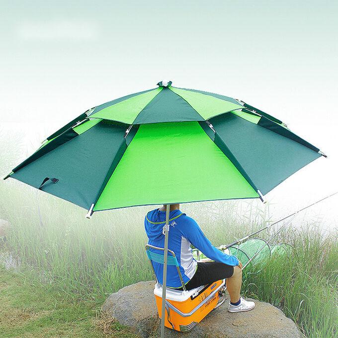 Зонт Основание зонта гнется за счет чего вы можете изменить наклон. Реальная модель в доп. фото. Отличный лаковый чехол Колышки для фиксации