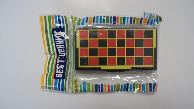Шашки Магнитные шашки, маленькие  Размер 12*19,5*2 см