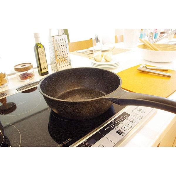 Сковорода с алмазно-мраморным покрытием Tafuko (JAPAN) F-7121 (24см)