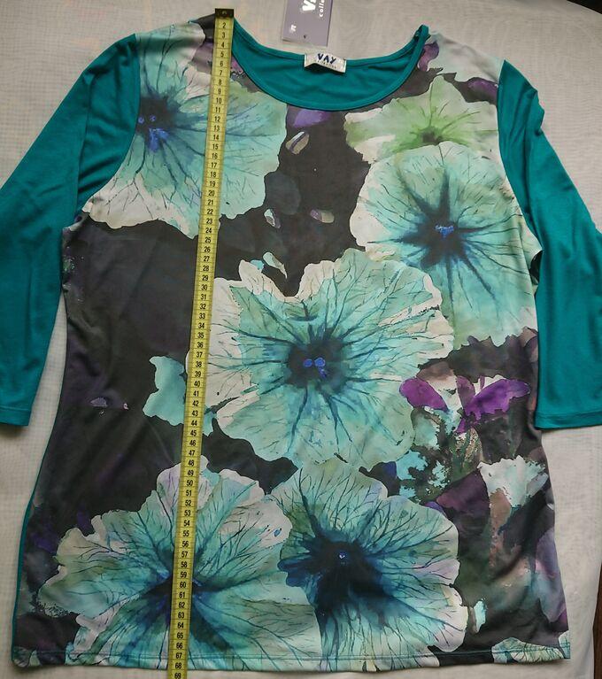 красивая блузка на 58 размер в Большом Камне